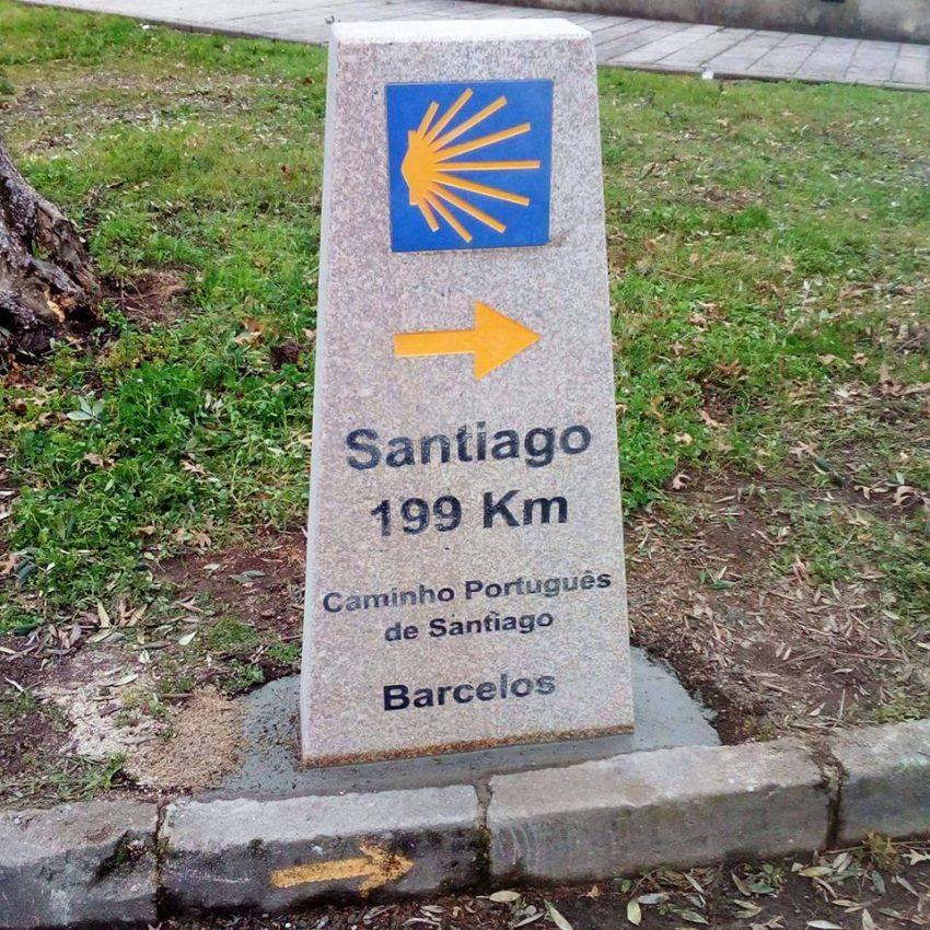 Caminhos Portugueses de Santiago foram os que mais cresceram em 2018