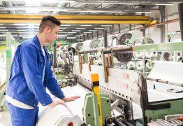 Tecnologia para detetar defeitos de fabrico testada em Barcelos