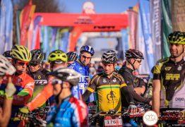 Mil ciclistas de BTT pedalaram no Trilho dos Moinhos