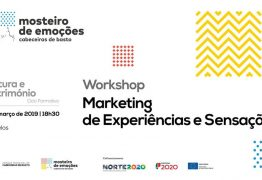 Barcelos recebe workshop de Marketing de Sensações