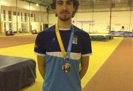 Pedro Sá é vice-campeão nacional de triatlo em juvenis