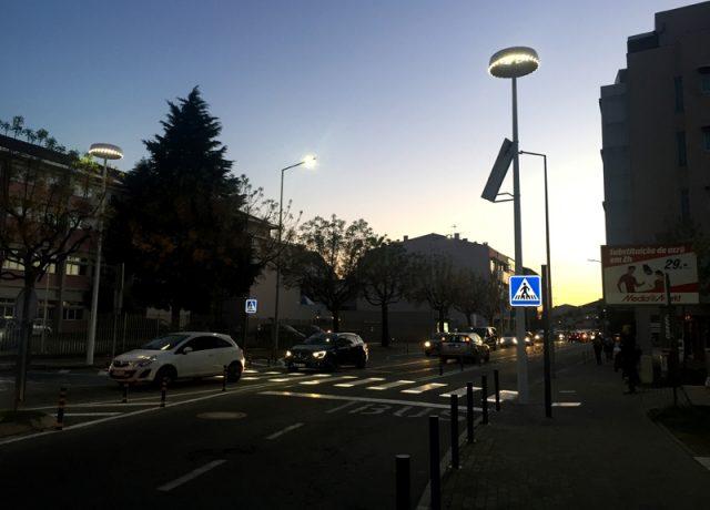 Passadeiras inteligentes chegam a Braga
