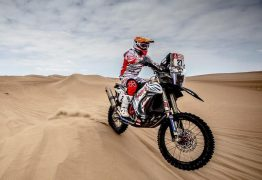 Joaquim Rodrigues Jr. já é 2º na geral do Merzouga Rally