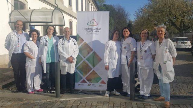 Hospital de Barcelos inicia programa de hospitalização domiciliária