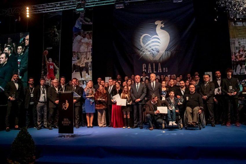 I Gala de Desporto de Barcelos distingue mais de meia centena de atletas, dirigentes e equipas