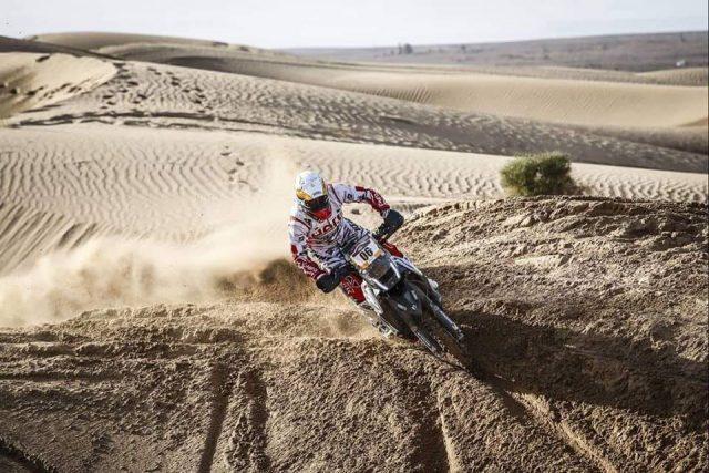 Joaquim Rodrigues terminou em 4º lugar em Marrocos
