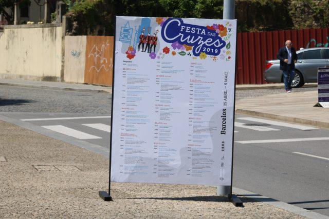 Festa das Cruzes atrai milhares de pessoas a Barcelos