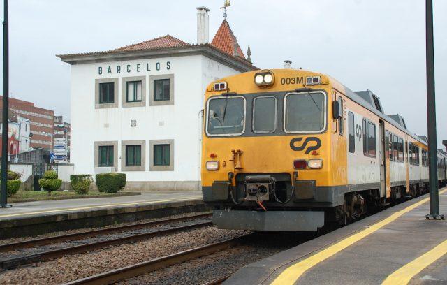 Comboios eléctricos para Viana do Castelo só a partir de Julho
