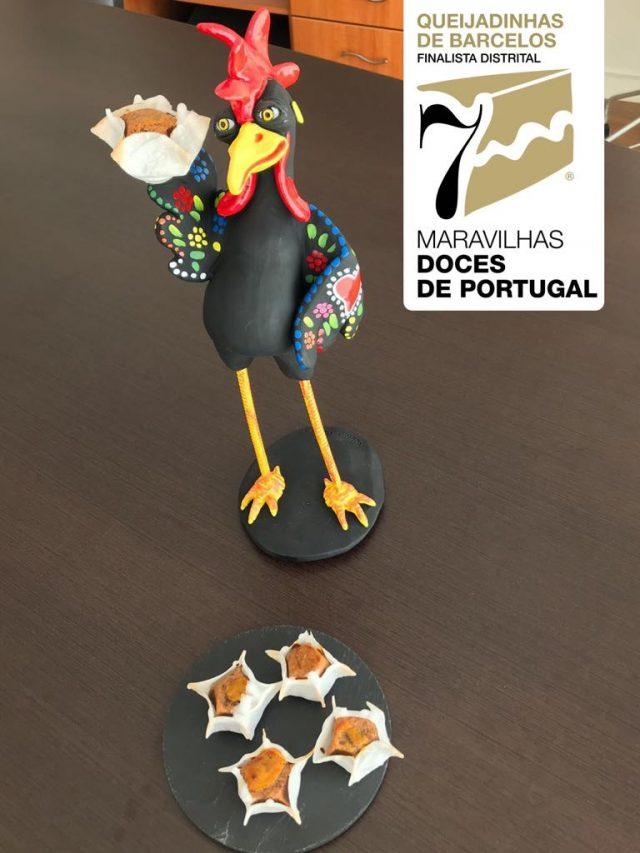 Barcelos é pré-finalista nas 7 Maravilhas Doces de Portugal